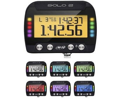 AIM SOLO 2 GPS On-Board Lap timer