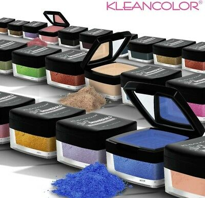 Kleancolor Airy Minerals Loose Powder Eyeshadow Choose Color ~Buy 2 Get 1 Free~
