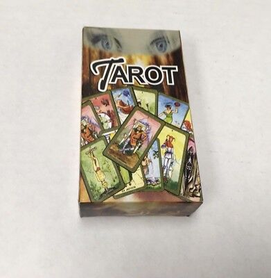 New Sealed Tarot Deck Cards Free Shipping