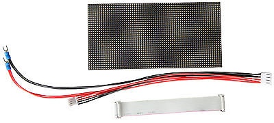 1x P2.5 RGB-Pixel-Panel HD-Video-Display 64x32 LED-Display-Modul Punktmatrix SMD