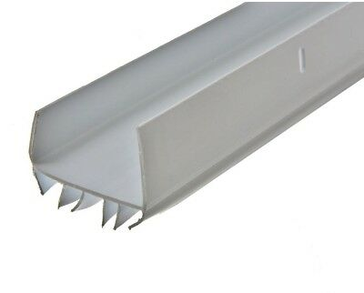 Frost King Door Bottom Sweep E/O 1-3/4 in. x 36 in. White Slide-On Weatherstrip