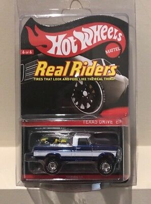 Hot Wheels Rlc Texas Drive'em) Series 11) #1836 Of Only 4000) W/ P-Pack! Htf!!!!