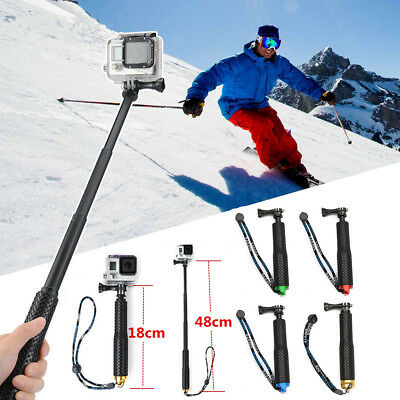 Waterproof Monopod Handheld Tripod Selfie Stick For Gopro Hero SJ4000 Camera