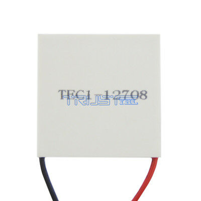 TEC1-12708 Heatsink Thermoelectric Cooling Cooler Heating Peltier Plate