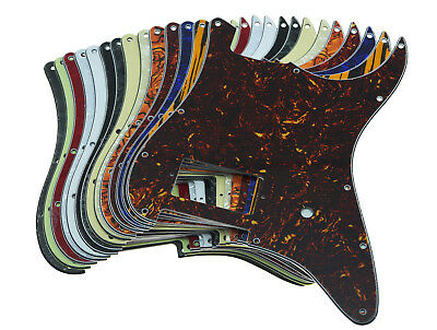 ST Strat One Humbucker Guitar Pickguard for Fender Delonge Stratocaster
