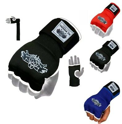 Gel Bandages MMA boxing INNER Quick Hand Wraps Gloves straps Premium Quality