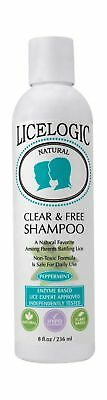 #1 Lice Shampoo and Lice Treatment - LiceLogic - Natural One Day Head Lice Tr...