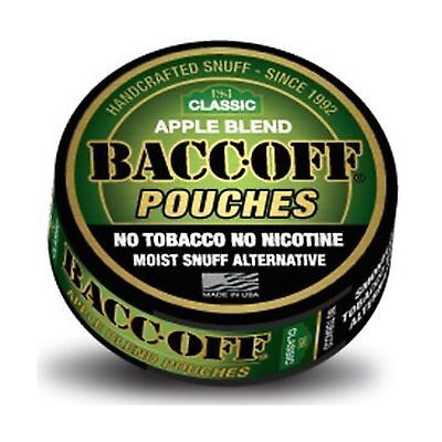 BaccOff Gen II Apple Pouches (5 Cans) 5 Cans
