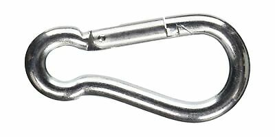Campbell T7645046V Zinc Spring Snap Links 3-1/2-Inch
