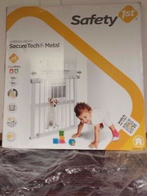 Safety 1st Secure Tech Pressure Fit Safety Stair Gate - BARGAIN SALE!!!!!!