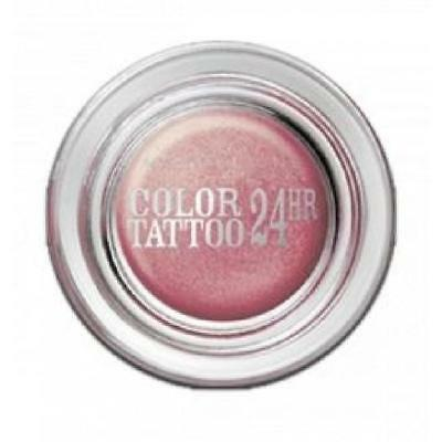 GEMEY MAYBELLINE Color Tattoo Fard a paupieres 65 rose gold