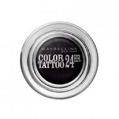 GEMEY MAYBELLINE Color tattoo Fard a paupieres 60 timeless noir