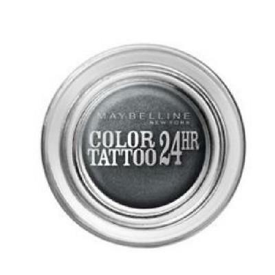 GEMEY MAYBELLINE Color tattoo 55 immortal charcoal