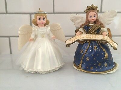 Madam Alexander Angel Ornament Lot