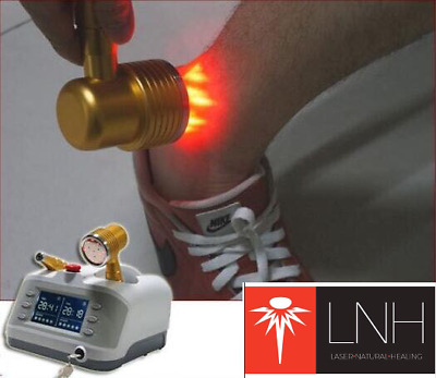 Cold Laser Therapy Kit - Professional Strength Red & Near Infrared Laser- 755 mW