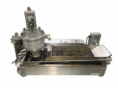 Used Belshaw Adamatic Donut Fryer