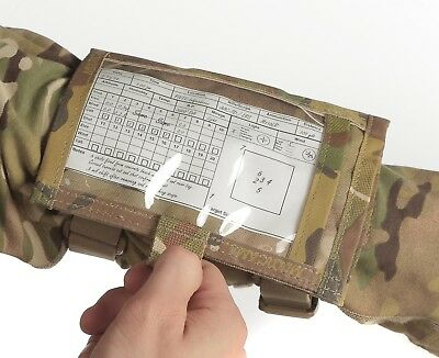 Raine Shooters Armband Tactical Sleeve - Multicam - MADE IN USA - #025JQSMC