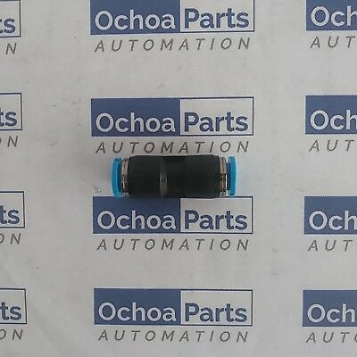 FESTO 153032 QS-6 PUSH-IN CONNECTOR OD 6 mm (PACK OF 10 PCS)