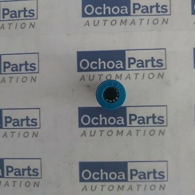 FESTO 153033 QS-8 PUSH-IN CONNECTOR OD 8 mm (PACK OF 5 PCS)