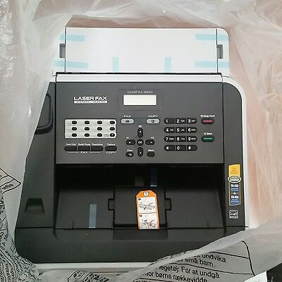 Brother IntelliFax 2840 High-Speed Laser Fax Super g3 / 33.6 bps