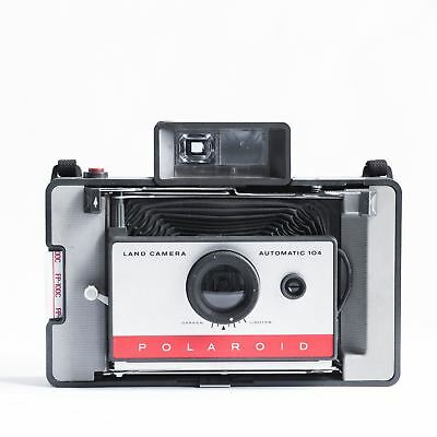 Polaroid Land Model 104 Peel apart film