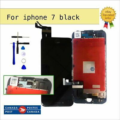 For iPhone 7 LCD Touch Screen Glass Digitizer Display Replacement Assembly Black