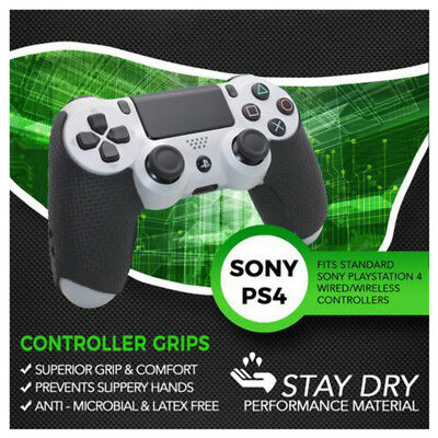 Grizzly Grips for PlayStation 4 PS4 Controller NEW