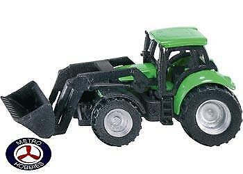 Siku Deutz Tractor with Front Loader SI1043 Brand New