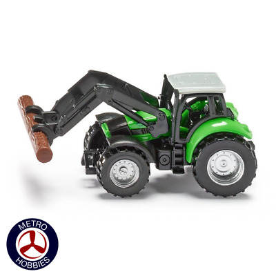 Siku Tractor With Pliers SI1380 Brand New