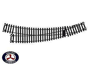 Hornby OO Right Hand Curved Point HOR-R8075 Brand New