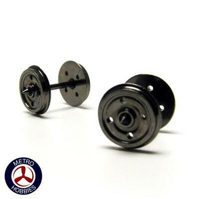 Hornby OO 14.1mm 4 Hole Wheels* HOR-R8234 Brand New