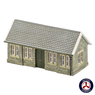 Hornby OO Granite Station Waiting Room HOR-R9837 Brand New