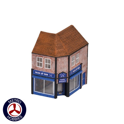 Hornby OO Skaledale The Butchers Shop HOR-R9845 Brand New