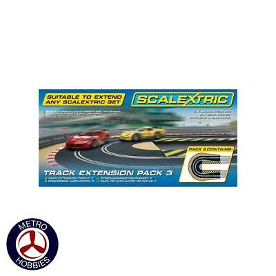 Scalextric Track Extension Pack 3 SCA-C8512 Brand New