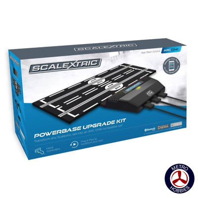 Scalextric ARC One Powerbase- Wired Accessories Pack C8433 Brand New