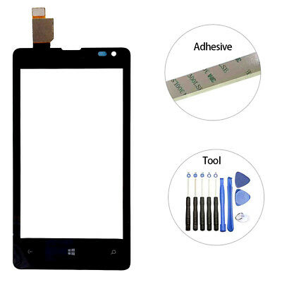 For Nokia Microsoft Lumia 435 N435 532 N532 Touch Screen Glass Digitizer Panels