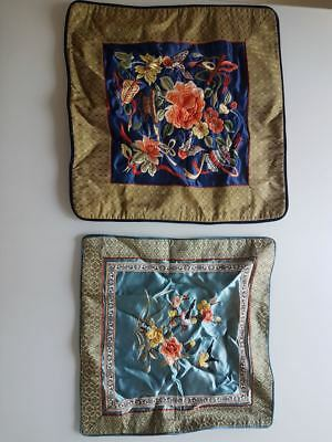 old Chinese cover. ancienne Housse chinoise