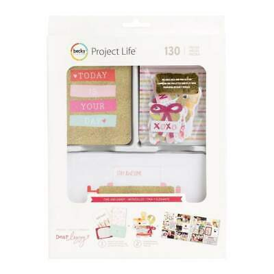 NEW Project Life Value Kit Fine & Dandy 60 pack