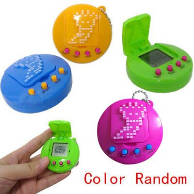 Retro Virtual 49 in1 Cyber Pet Animals Toy Game Machine Tamagotchi For Kids Gift