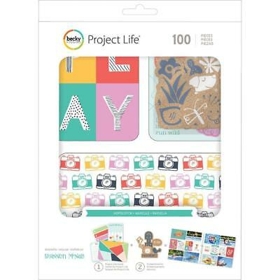 NEW Project Life Value Kit 100 pack Hopscotch