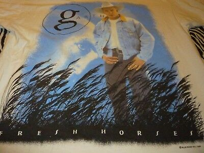 Garth Brooks Vintage Tour Shirt ( Used Size L ) Nice Condition!!!