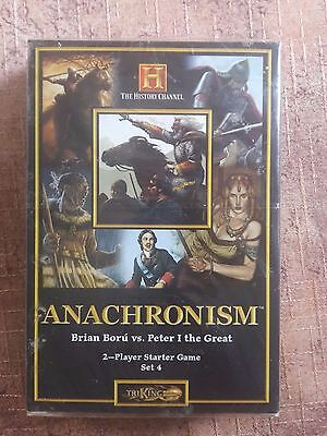 Anachronism 2 Player Starter Game Set Brian Boru VS Peter I The Great Ausgabe 4