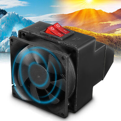 DC 12V 300W PTC Car Vehicle Safety Fan Heater Heating Warmer Defroster Demister