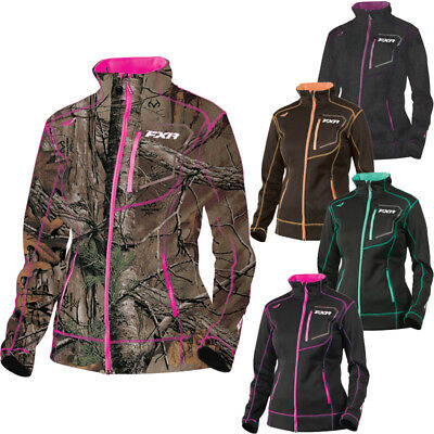FXR Women's Elevation Tech Zip-Up 2018