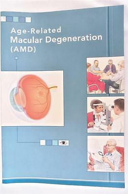 20 Age-Related Macular Degeneration (AMD) Patient Booklet Ophthalmology Krames