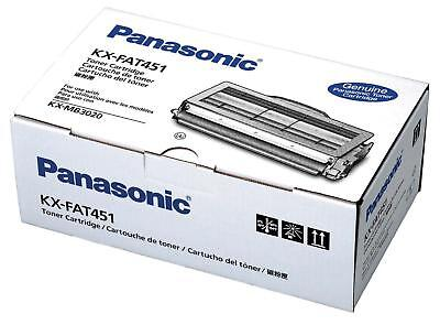 Panasonic Consumer Toner Cartridge For Kx-Mb3020 KX-FAT451