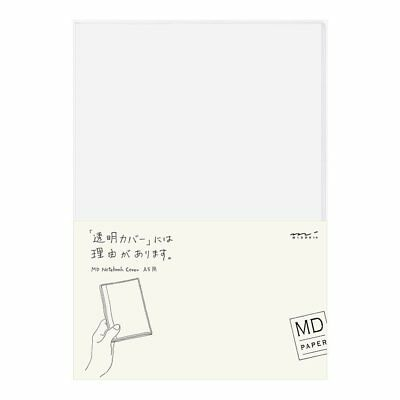 Midori MD Notebook Cover A5 Size 49360006