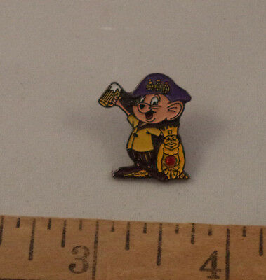 Royal Order of Jesters Pin Billiken Royal Mouse Court 17
