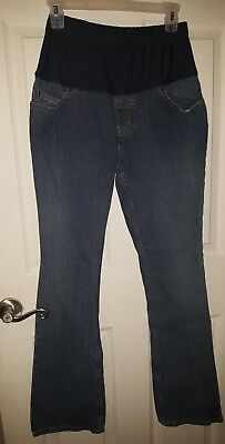 Maternity Inset Panel Skinny Jeans - Isabel Maternity by Ingrid &  Isabel™ ...