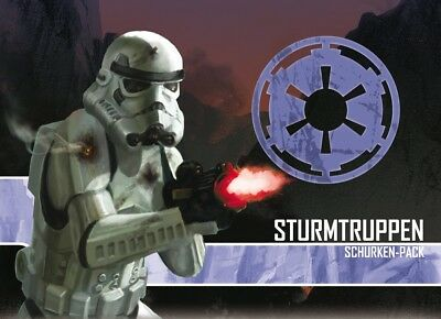 Star Wars Imperial Assault - Storm Troopers Extension (German) Imperium Vader